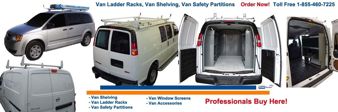 Van Equipment and Accessories
