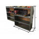 "Set of 2 Shelving Units 32""L x 44""H x 13""D - Nissan NV200"