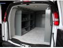 Van Shelving Storage