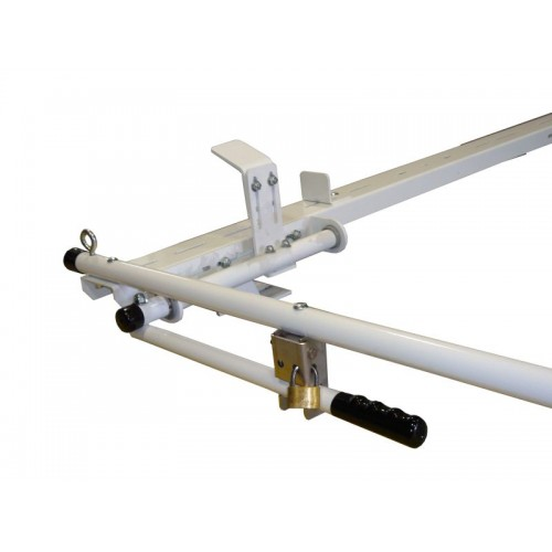 Aluminum Minivan Ladder Rack Single Lock Down