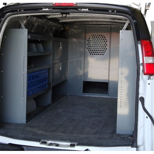 GMC Savana Full Size Van Safety Partition