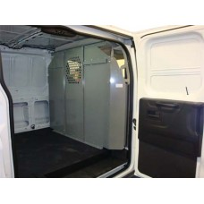 Van Safety Partition Ford Transit Low Roof