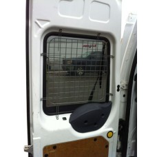 2010-2013 Ford Transit Connect - 2 Rear & 2 Side Window Safety Screens - Set of 4