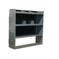 "Van Modular Shelving Storage Unit 45''L X 44""H X 13""D"